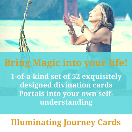 Illuminating Journey Cards