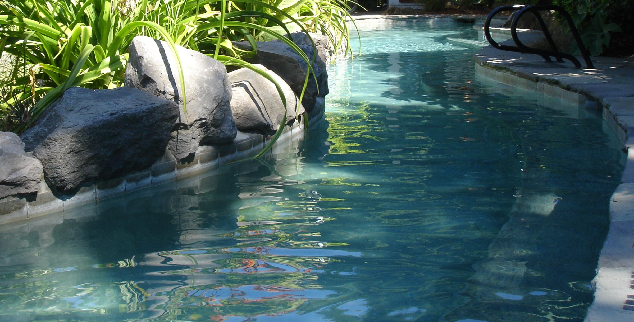Droitwich Spa pool