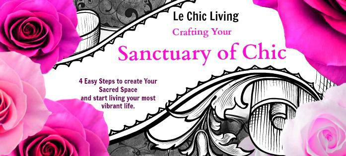 Sanctuary of Chic graphic