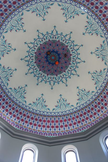 Ceiling of the Hall