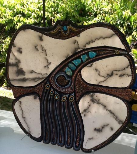 Handmade object