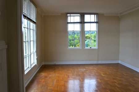 My empty new living room