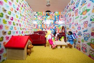 dollhouse with brizo