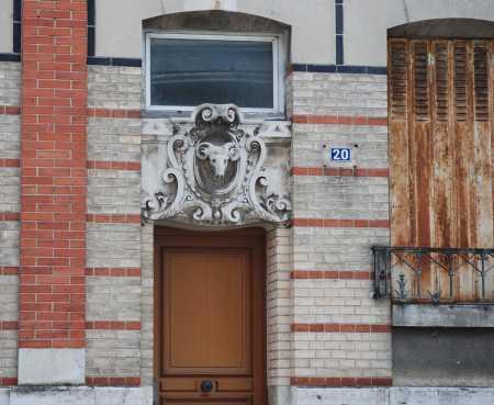 Door number 20