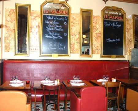Paris Restaurant