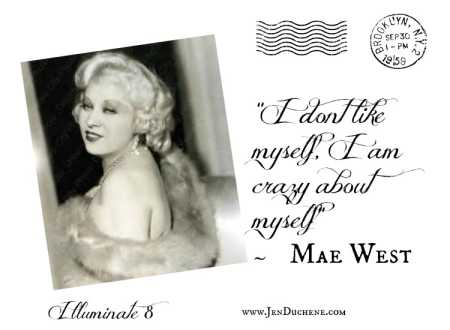 mae west quote
