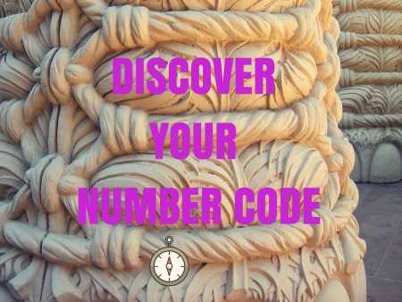 discover your numbers code